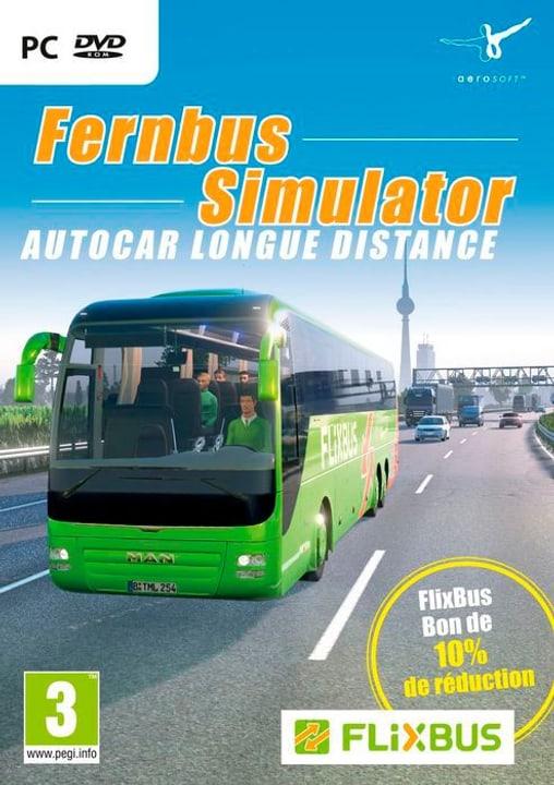 PC - Fernbus Simulator Physique (Box) 785300122396 Photo no. 1
