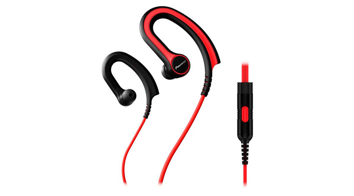 SE-E711T-R - Rouge Casque In-Ear Pioneer 785300122821 Photo no. 1