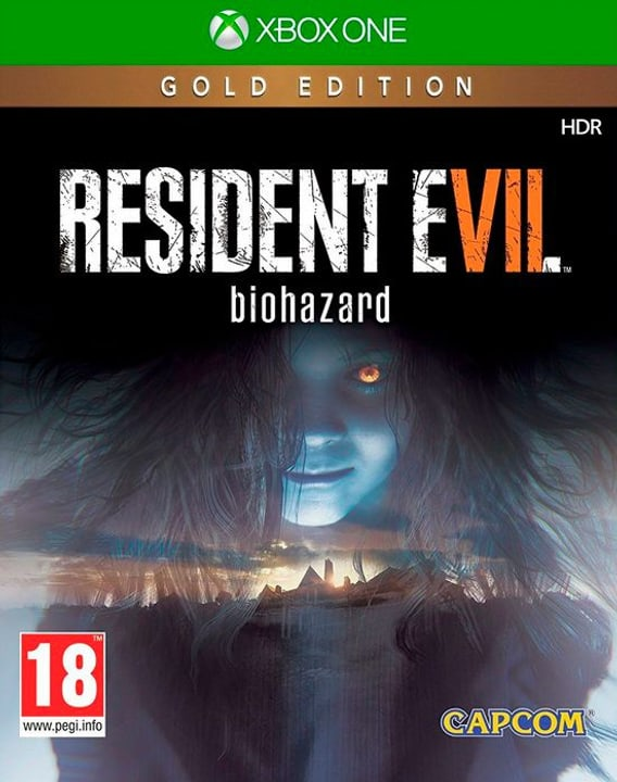 Xbox One - Resident Evil 7 Gold Edition Box 785300132430 Photo no. 1