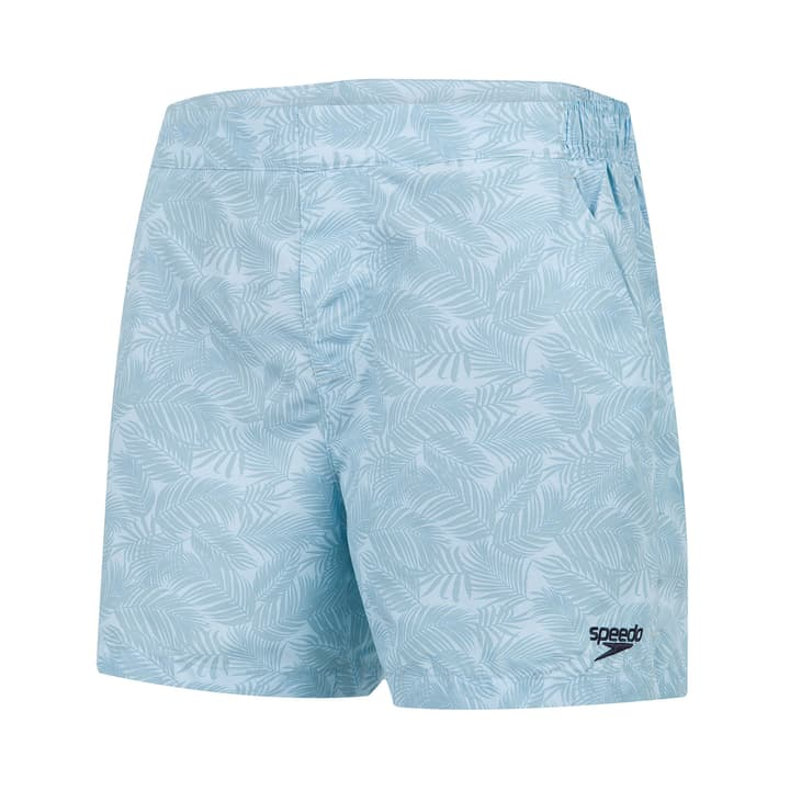 """Vintage Leisure 14"""" Watershort Short de bain pour homme Speedo 463195300341 Couleur bleu claire Taille S Photo no. 1"""