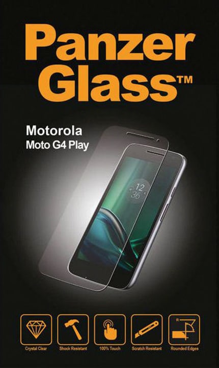 Classic Motorola Moto G4 Play Vetro temperato Panzerglass 785300134526 N. figura 1