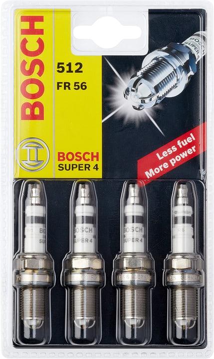512 FR 56 Super 4 Zündkerze Bosch 620443400000 Bild Nr. 1