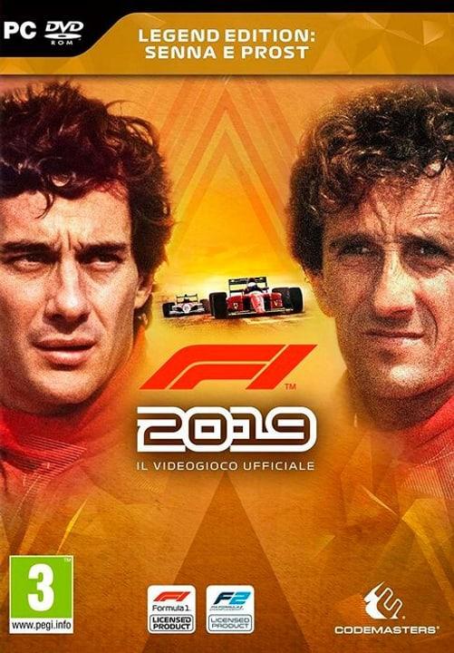 PC - F1 2019 Legends Edition I Box 785300144626 Photo no. 1
