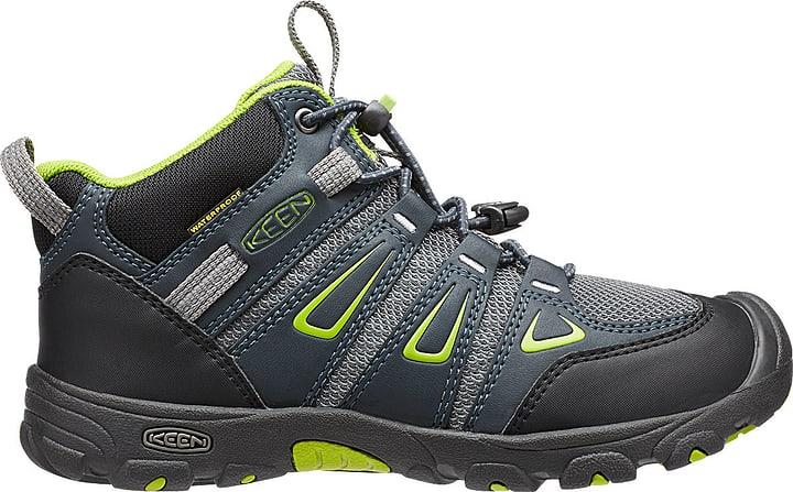 Oakridge Mid WP Chaussures polyvalentes pour enfant Keen 460875638040 Couleur bleu Taille 38 Photo no. 1
