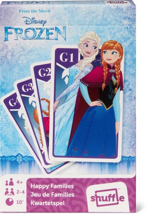 Disney Frozen Jeu De Familles % Jeu D'Action 747463900000 Photo no. 1