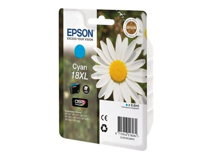 Tintenpatrone T181240 HY cyan Epson 796081500000 Photo no. 1