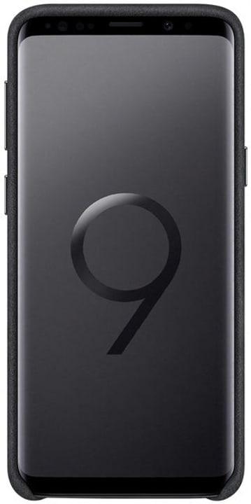Alcantara Cover schwarz Hülle Samsung 798613700000 Bild Nr. 1