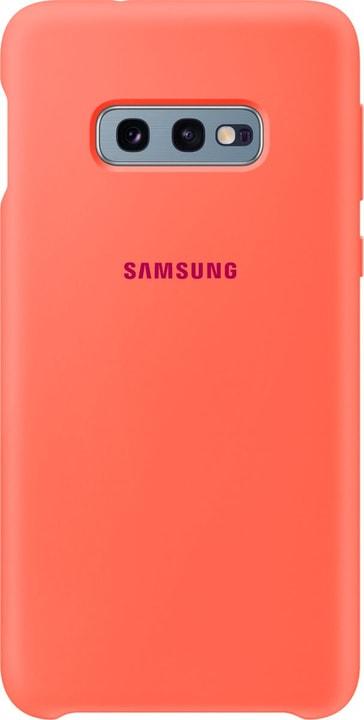 Silicone Cover Berry Pink Custodia Samsung 785300142433 N. figura 1