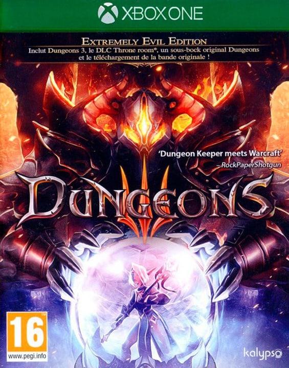 Xbox One - Dungeons 3 F Box 785300130008 Bild Nr. 1