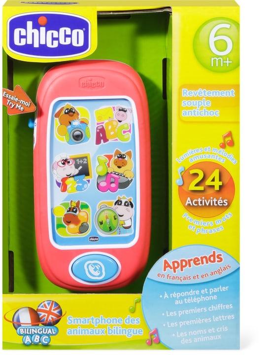 ABC Animal Smartphone (F) Chicco 746381690100 Lengua Francese N. figura 1