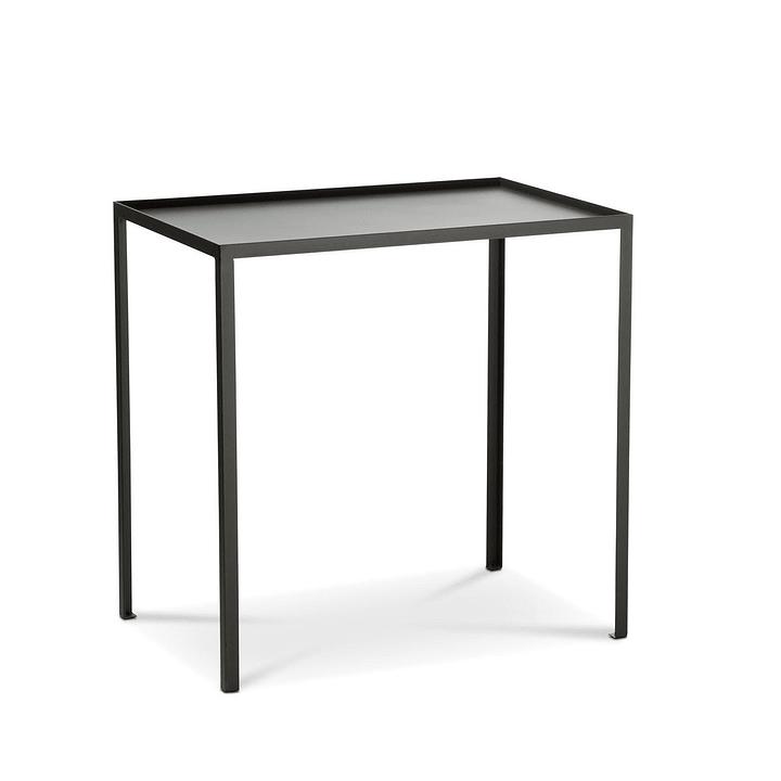 TILES table pour carreaux en ciment TILE 382024700000 Dimensioni L: 40.5 cm x P: 60.5 cm x A: 60.0 cm Colore Nero N. figura 1