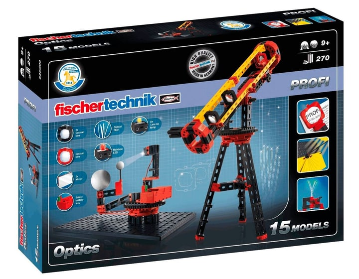 FischerTechnik Optics 785300127913 N. figura 1