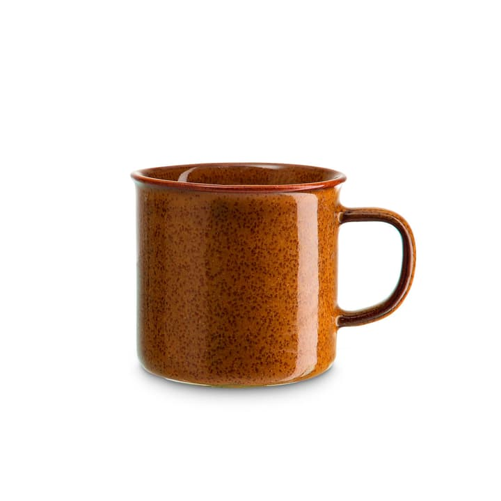 AMADORA Tasse 393104100000 Dimensions L: 13.5 cm x P: 10.0 cm x H: 9.5 cm Couleur Terracotta Photo no. 1