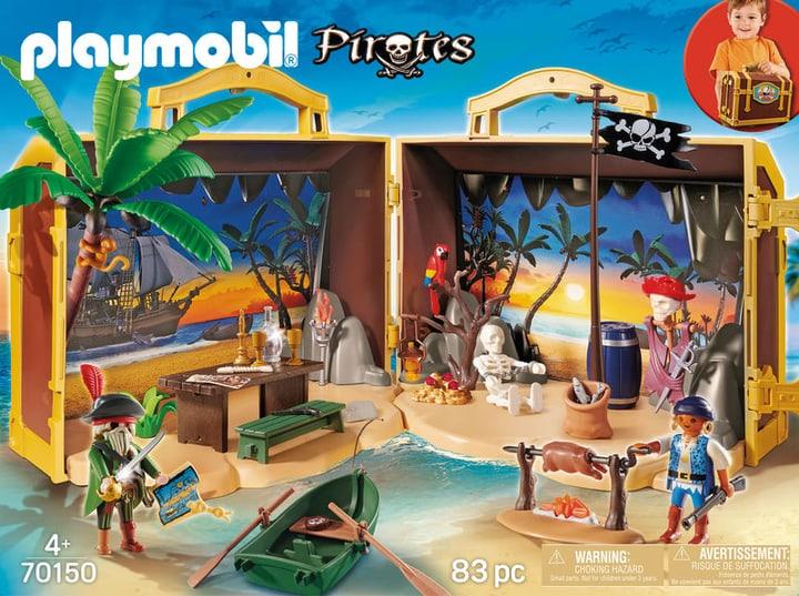 PLAYMOBIL 70150 COFFRE DES PIRATES 748012100000 Photo no. 1