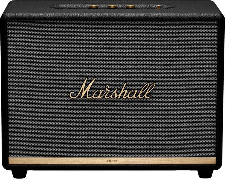 Woburn BT II - Noir Haut-parleur Bluetooth Marshall 770534800000 Photo no. 1