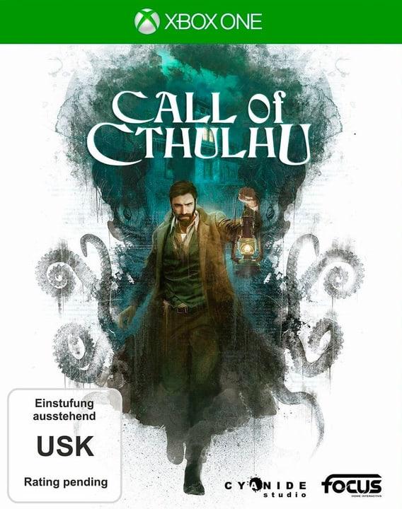 Xbox One - Call of Cthulhu (D) Box 785300137670 Photo no. 1