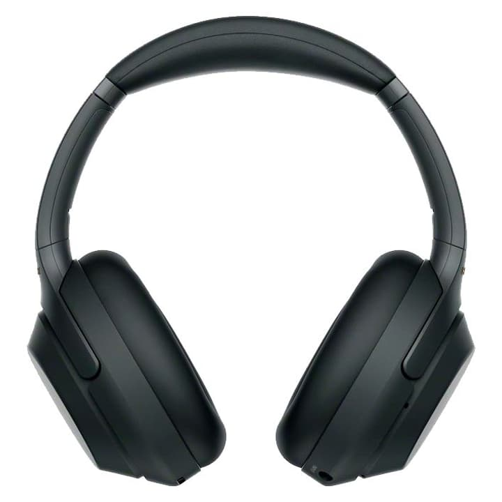 WH-1000XM3B Cuffie Over-Ear Sony 772786300000 N. figura 1