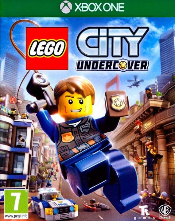 Xbox One - LEGO City Undercover Physique (Box) 785300121640 Photo no. 1
