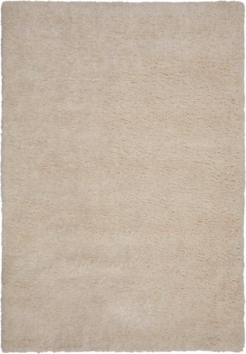 LUXURY SHAGGY Tapis 411968208010 Couleur blanc Dimensions L: 80.0 cm x P: 150.0 cm Photo no. 1