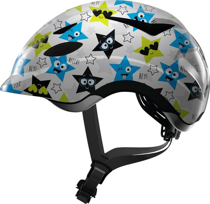 ANUKY Casco da bicicletta Abus 465203452111 Taglie 52-57 Colore bianco grezzo N. figura 1