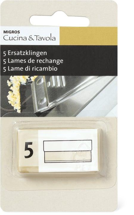 Lame di ricambio Cucina & Tavola 703140800000 N. figura 1