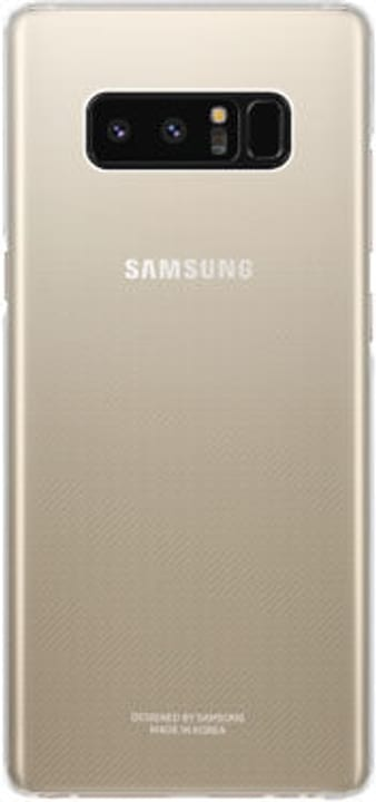 Clear Cover Note 8 transparent Samsung 785300130368 Bild Nr. 1