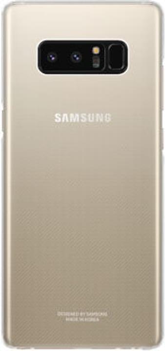 Clear Cover Note 8 transparent Samsung 785300130368 N. figura 1