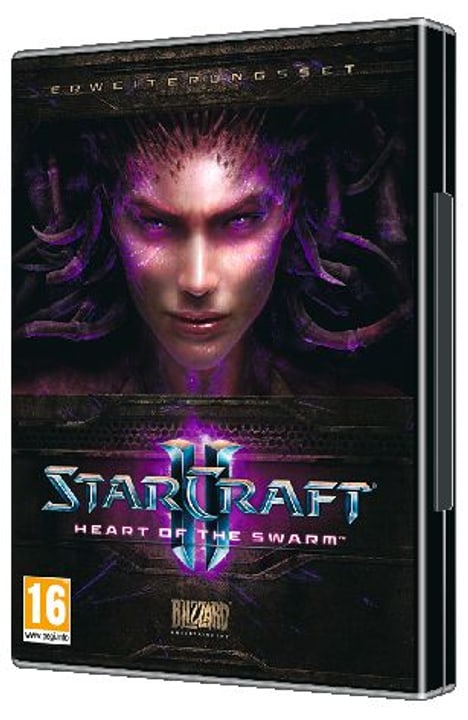 PC/DVD - Starcraft 2 Heart of the Swarm 785300116358 Photo no. 1