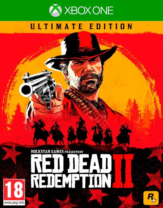Xbox One - Red Dead Redemption 2 - Ultimate Edition (D) Box 785300139009 Langue Allemand Plate-forme Microsoft Xbox One Photo no. 1