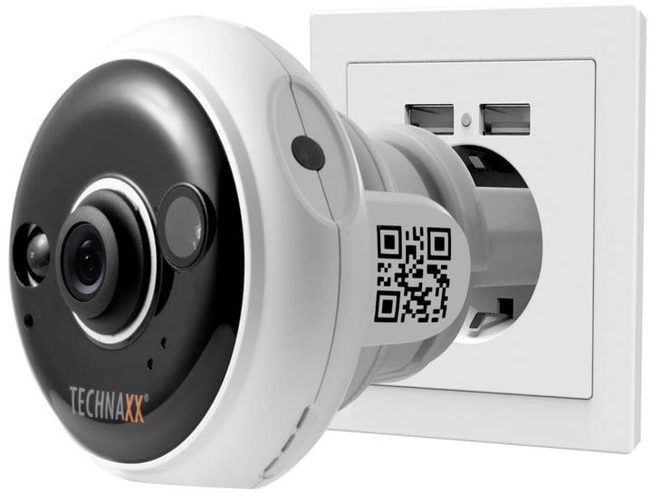 TX-57 Easy IP-Cam Socket IP Camera TECHNAXX 785300138336 Photo no. 1