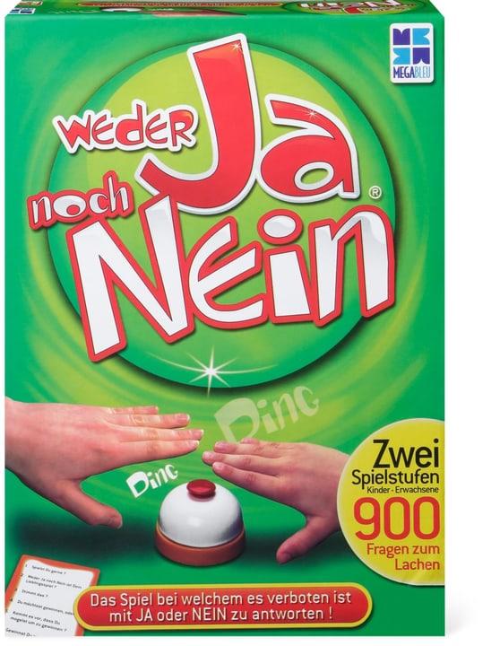 Weder Ja noch Nein (D) 748905990000 Langue Allmend Photo no. 1