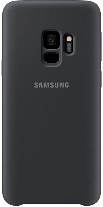 Silicone Cover noir Coque Samsung 785300133648 Photo no. 1