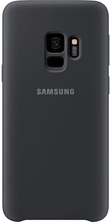 PG960TB Silicone Cover nero Mobiltelefon Zubehör Samsung 785300133648 N. figura 1