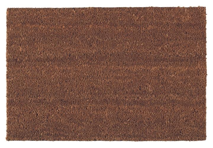 KOKOS UNI zerbino 412806004014 Colore naturale Dimensioni L: 40.0 cm x P: 60.0 cm N. figura 1