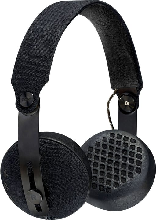 Rise BT - Noir Casque On-Ear House of Marley 785300132078 Photo no. 1