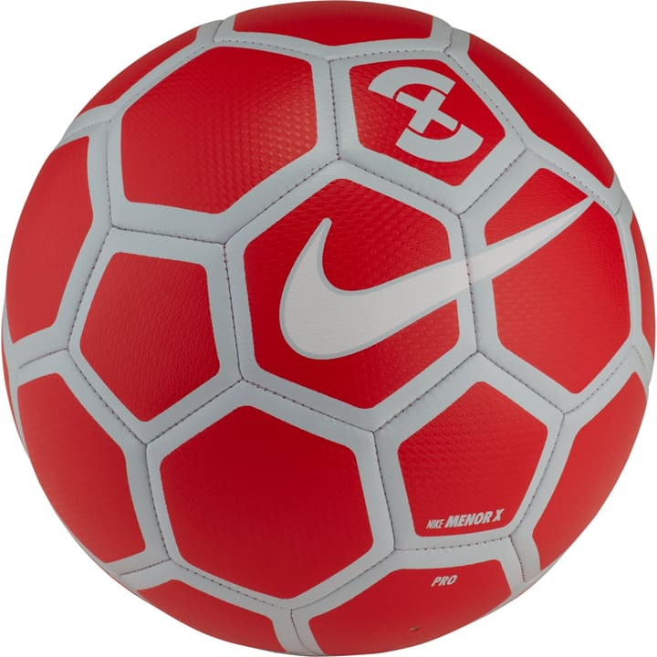 FootballX Menor Ballon de futsal Nike 461926300530 Couleur rouge Taille 5 Photo no. 1