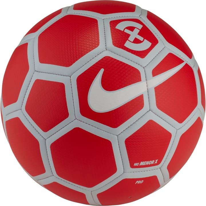 FootballX Menor Futsal-Ball Nike 461926300530 Farbe rot Grösse 5 Bild-Nr. 1