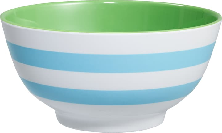 GINGER Coupelle 440259000040 Couleur Bleu, Vert, Blanc Dimensions H: 7.0 cm Photo no. 1