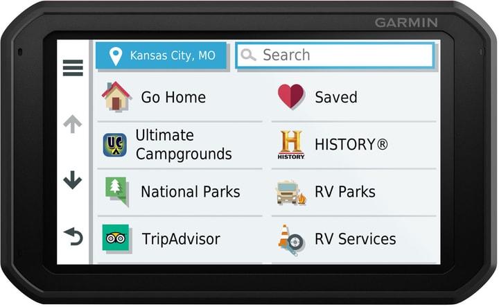 Camper 785 EU MT-D, GPS schwarz Navigationsgerät Garmin 785300146558 Bild Nr. 1