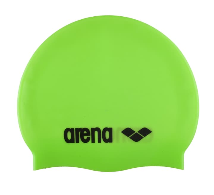Classic Silicon Cap Bonnet de bain Arena 491084400066 Couleur lime Taille Taille unique Photo no. 1
