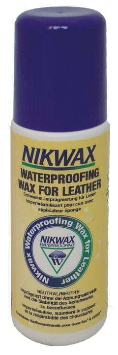 Imprägnierungswachs für Leder Imperméabilisant Nikwax 493387400000 Photo no. 1