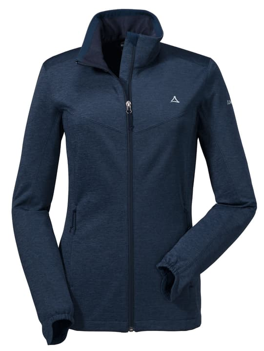 Softshell Jacket Quebec1 Damen-Softshelljacke Schöffel 462789703622 Farbe dunkelblau Grösse 36 Bild-Nr. 1