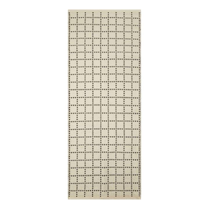 RAINIE Tapis 371079900000 Couleur Blanc divers motifs Dimensions L: 70.0 cm x P: 140.0 cm Photo no. 1