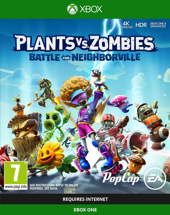Xbox One - Plants vs. Zombies: Battle for Neighborville Box 785300146904 Photo no. 1