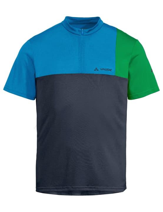 Tremalzo Maglia a maniche corte da uomo Vaude 461387200543 Colore blu marino Taglie L N. figura 1