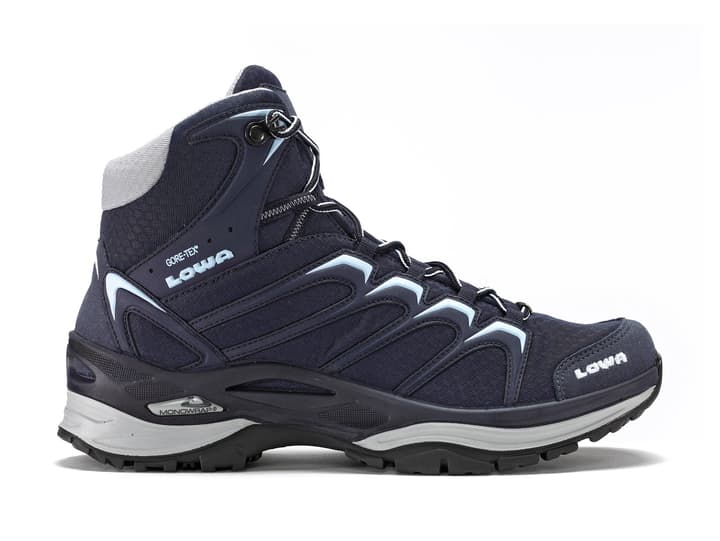 Innox GTX Mid Scarponcino da escursione donna Lowa 460834437040 Colore blu Taglie 37 N. figura 1