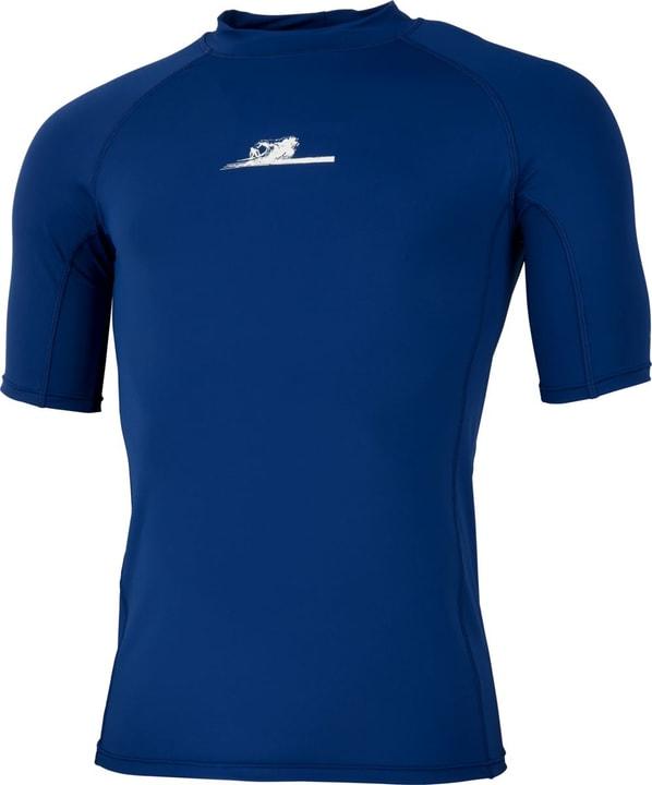 Shirt UVP pour homme Extend 463136200443 Couleur bleu marine Taille M Photo no. 1