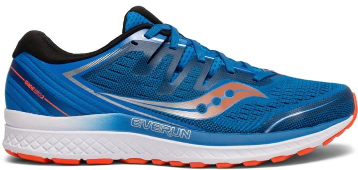 Guide ISO 2 Chaussures de course pour homme Saucony 492825244540 Couleur bleu Taille 44.5 Photo no. 1
