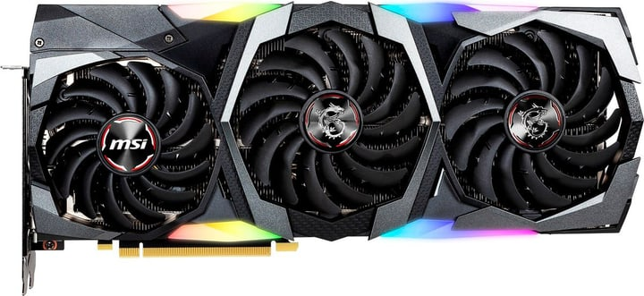GeForce RTX 2070S GAMING X TRIO Card graphique MSI 785300147399 Photo no. 1