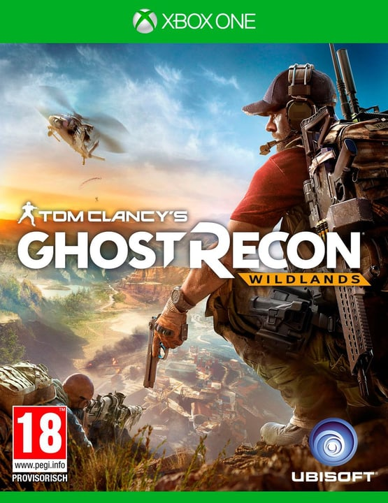Xbox One - Tom Clancy's Ghost Recon - Wildlands Box 785300121532 N. figura 1